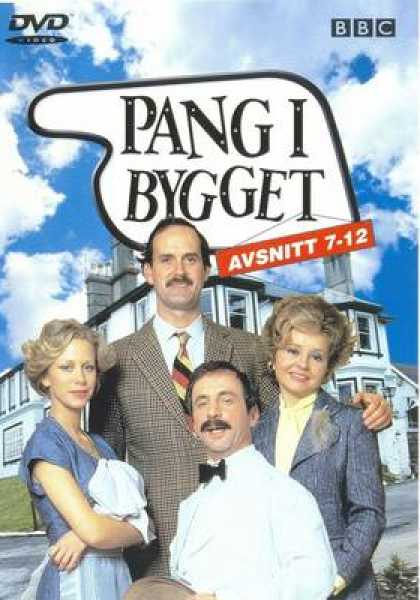 TV Series - Fawlty Towers Series Two SWE