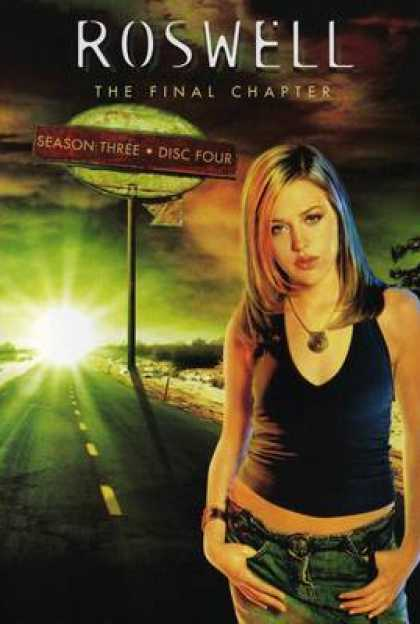 TV Series - Roswell: - The Final Chapter