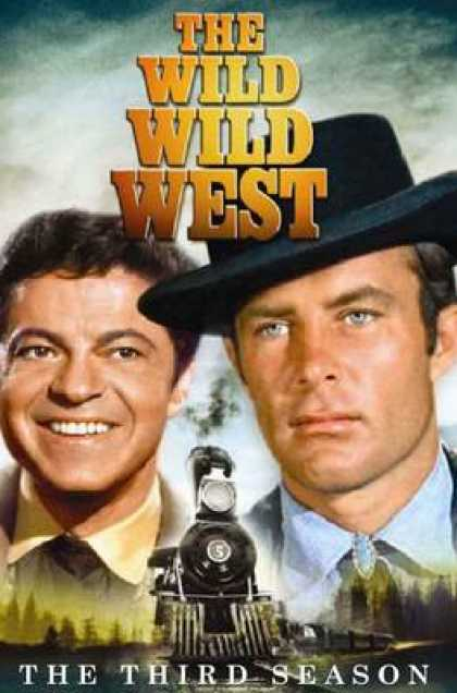 TV Series - The Wild Wild West: - CUSTO