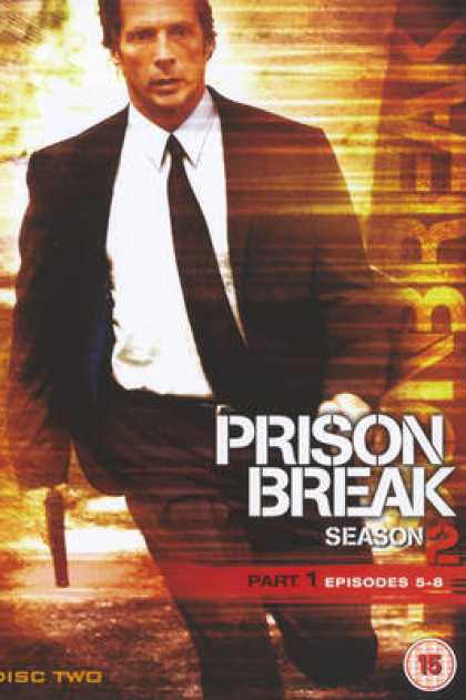 TV Series - Prison Break 2 EP 5-8