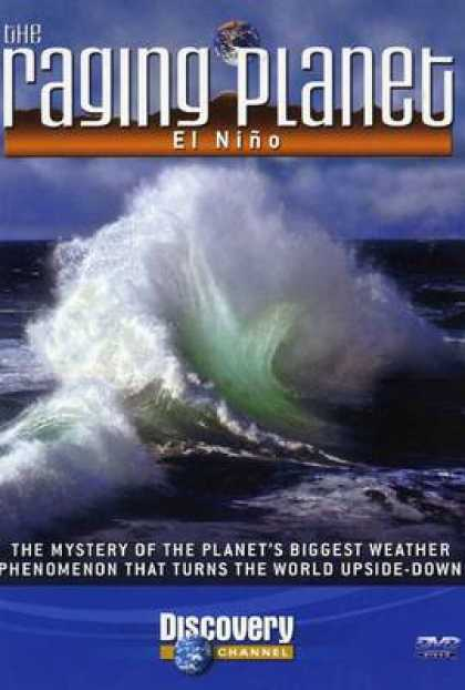 TV Series - The Raging Planet: El Nino Thinpack