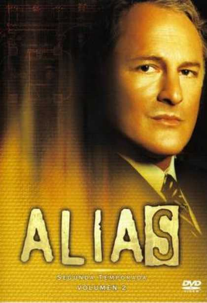 TV Series - Alias Volumen 1 Spanish