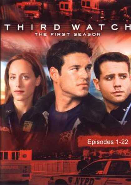 TV Series - Third Watch