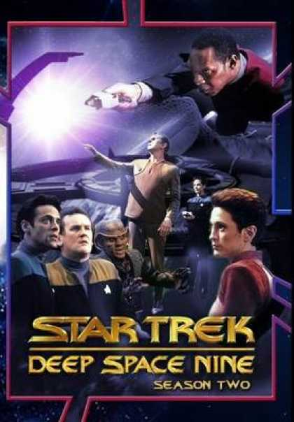 TV Series - Star Trek Deep Space Nine And