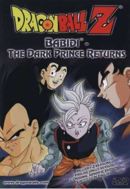 TV Series - Dragonball Z - Babidi The Dark Prince Returns