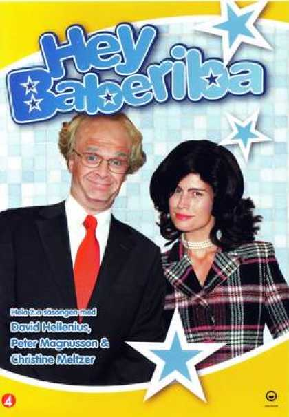 TV Series - Hey Baberiba SWEDiSH