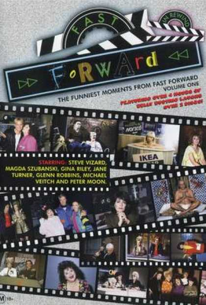 TV Series - Fast Forward -The Funniest Moments R0