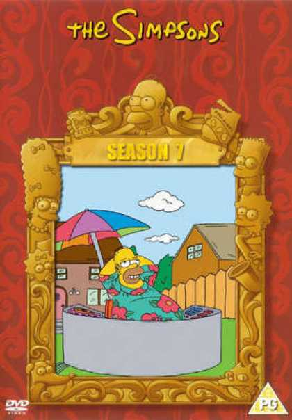 TV Series - The Simpsons 8 9 10 11 12 Se