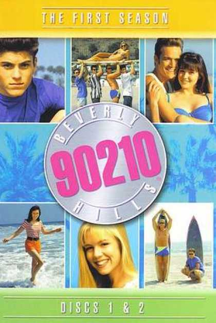 TV Series - Beverly Hills 90210 (Disc 1 & 2)