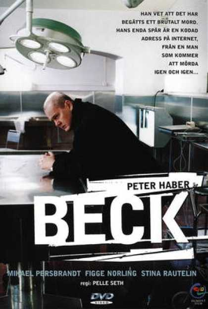 TV Series - Beck: 1 - Lockpojken SWEDISH