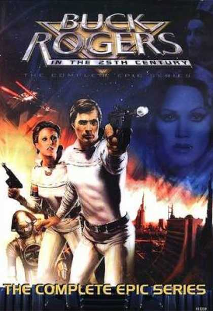 TV Series - Buck Rogers The Complete Epic