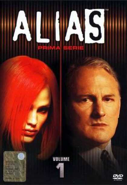 TV Series - Alias Italian