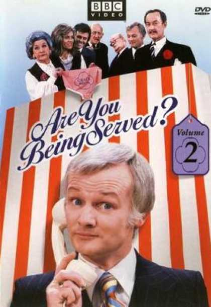 TV Series - Are You Being Served