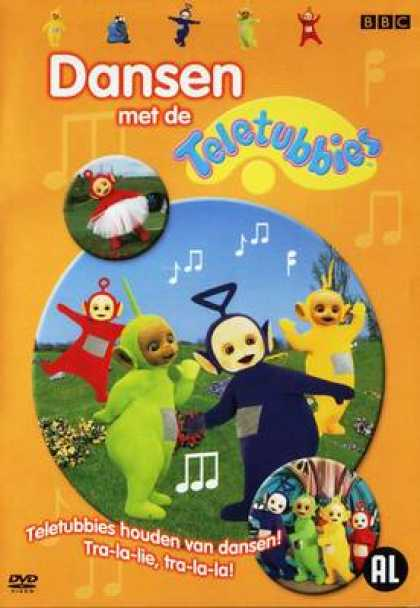 TV Series - Dancing With The Teletubbies