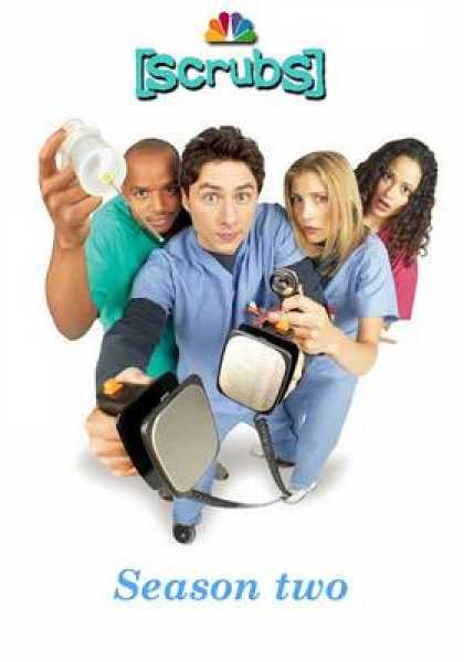 TV Series - Scrubs Italian