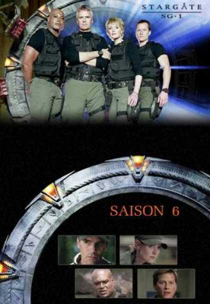 TV Series - Stargate SG1 -9