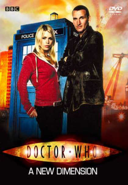 TV Series - Doctor Who - A New Dimension