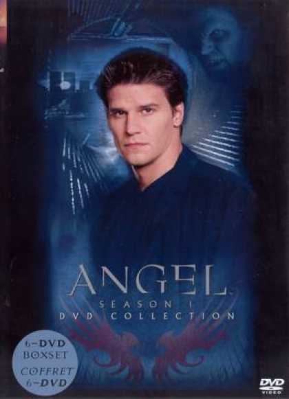 TV Series - Angel Complete FRE/DUT