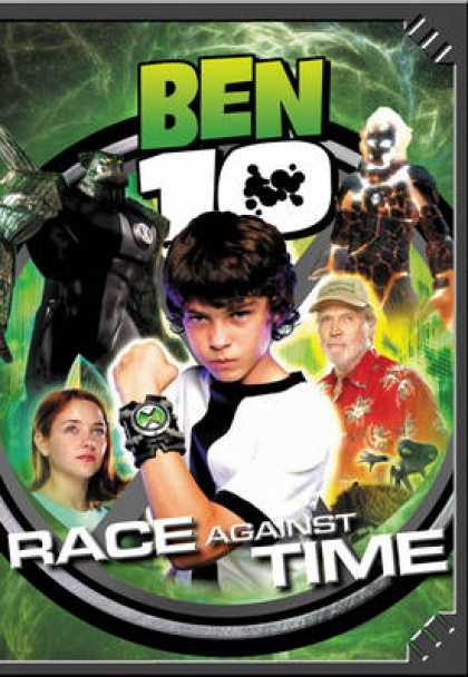 TV Series - Ben 10 - Race Against Time R0
