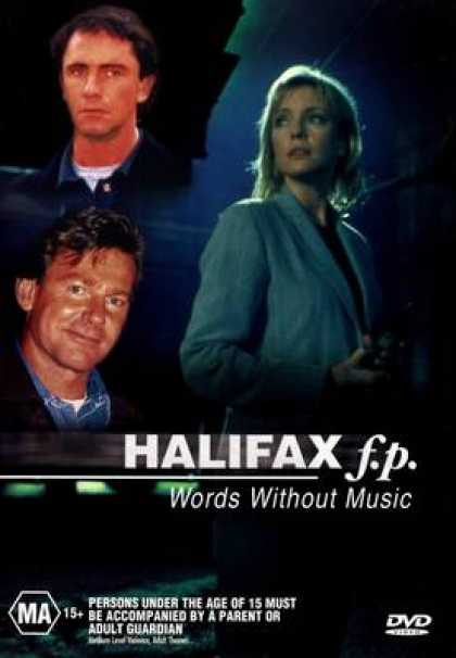 TV Series - Halifax Fp- Words Without Music
