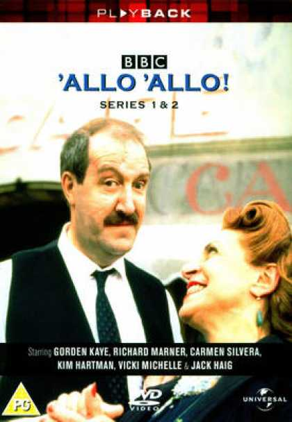 TV Series - Allo Allo