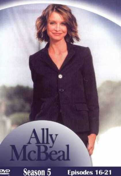 TV Series - Ally McBeal: - & 6 Thinpack