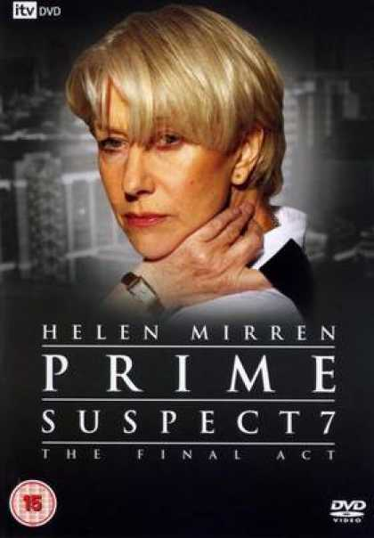 TV Series - Prime Suspect The Final Act