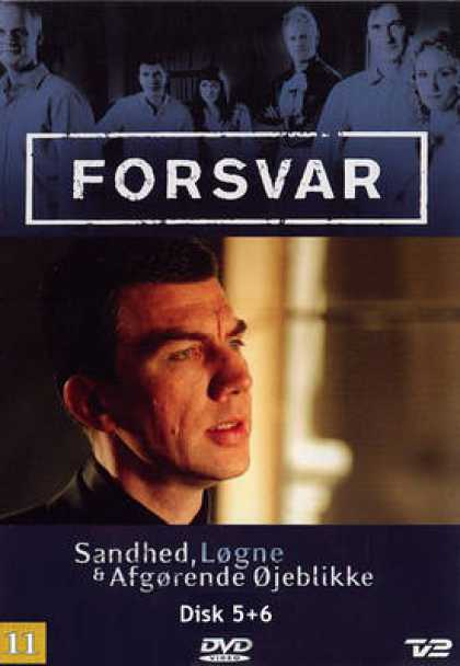 TV Series - Forsvar -6 DANISH