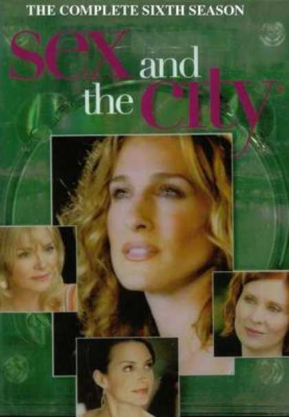 TV Series - Sex And The City Dis