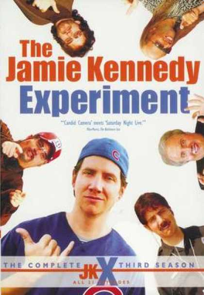TV Series - The Jamie Kennedy Experiment The Complete Thir