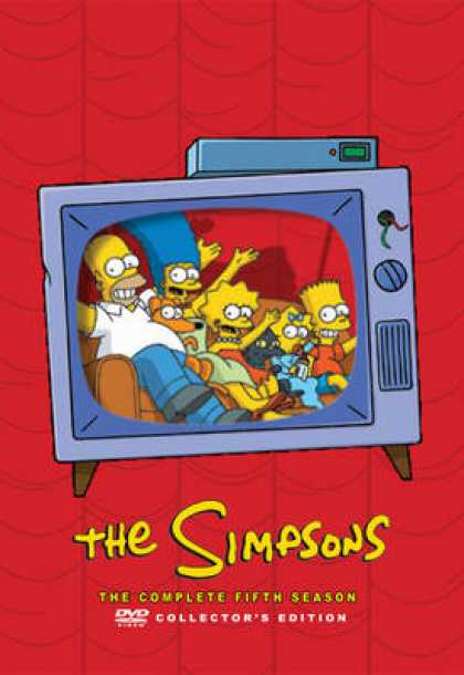 TV Series - The Simpsons 5 CE