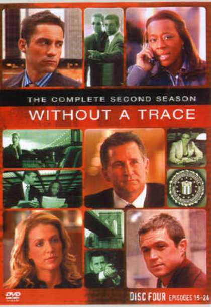 TV Series - Without A Trace (disc 4)