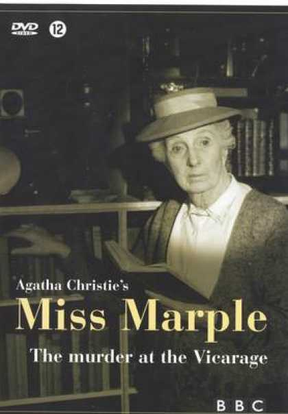 TV Series - Miss Marple The Murder At The Vicarage