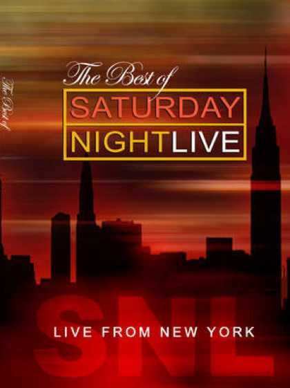 TV Series - The Best Of Saturday Night Live - Live From Ne