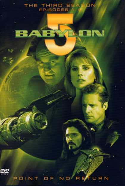 TV Series - Babylon 5 Slimline