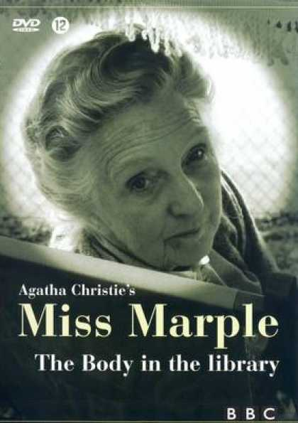 TV Series - Miss Marple The Body In The Library