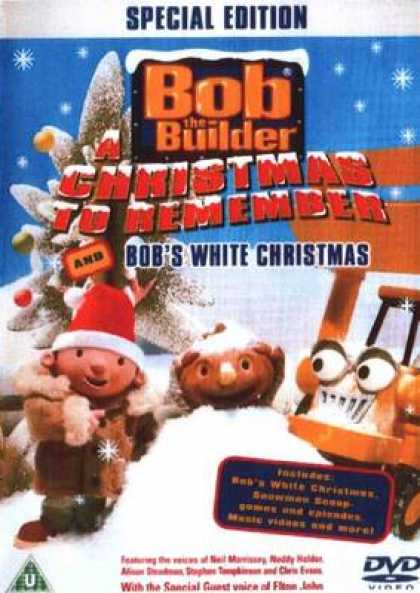 TV Series - Bob The Builder - A Christmas To Remember