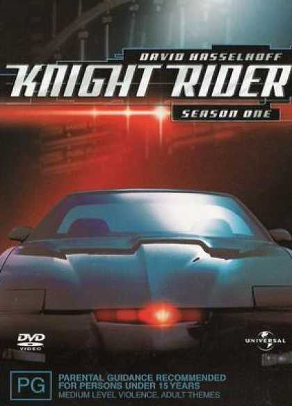 TV Series - Knight Rider Australian