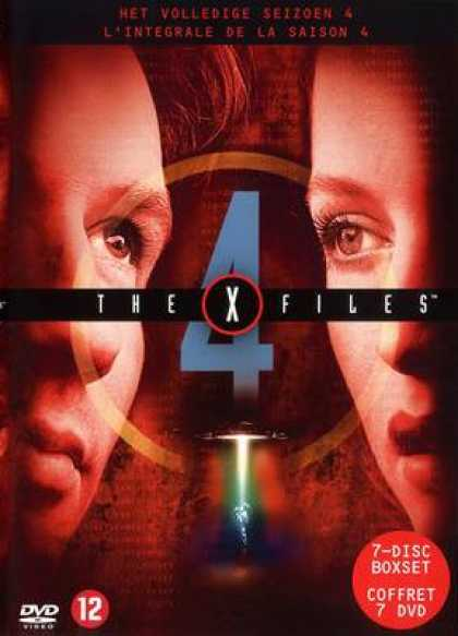 TV Series - The X-Files: SCANDINAVIAN