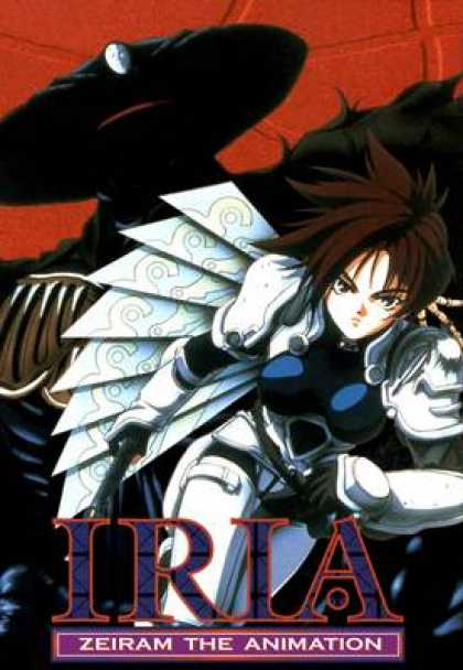 TV Series - IRIA Zeiram The Animation