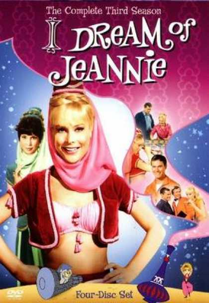 TV Series - I Dream Of Jeannie -
