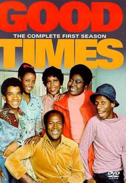 TV Series - Good Times The Complete 1st Season