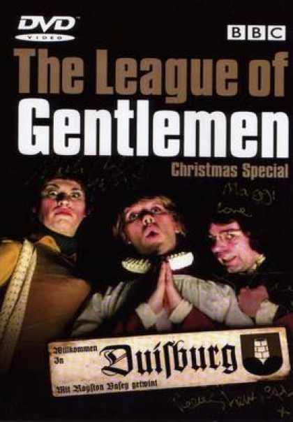 TV Series - The League Of Gentlemen: Christmas Special