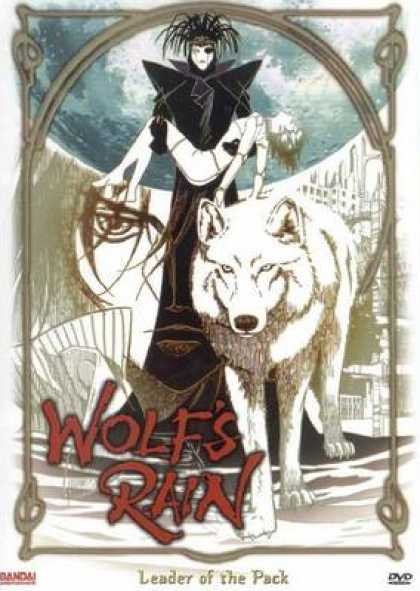 TV Series - Wolf's Rain - Leader Of The Pack