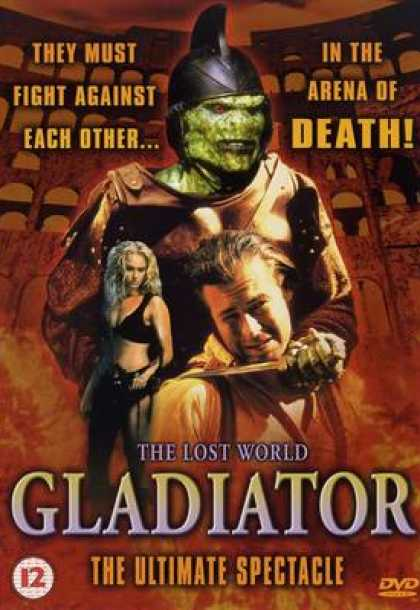 TV Series - The Lost World Gladiator