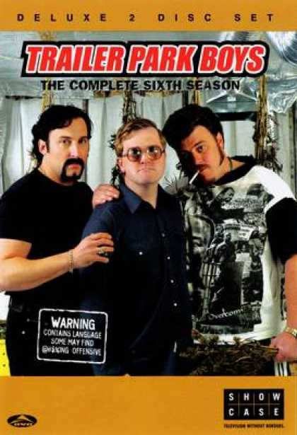 TV Series - Trailer Park Boys
