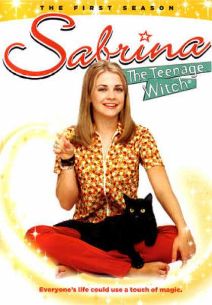 TV Series - Sabrina, The Teenage Witch