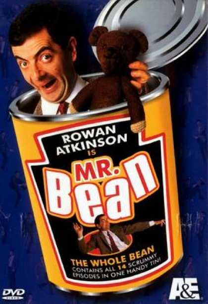 TV Series - Mr. Bean The Whole Bean Box