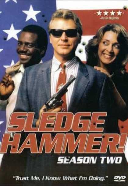TV Series - Sledge Hammer