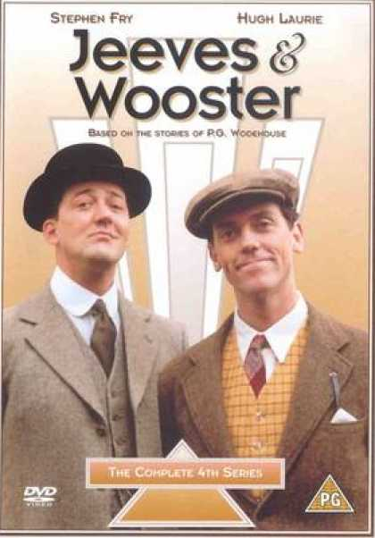 TV Series - Jeves And Wooster